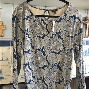 Ladies' dress blouse